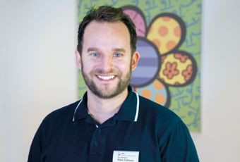 Mark Erdmann, Physiotherapeut, HP-Physio